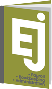 EJ Bookkeeping logo